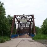 Chain of Rocks Bridge - Route 66
