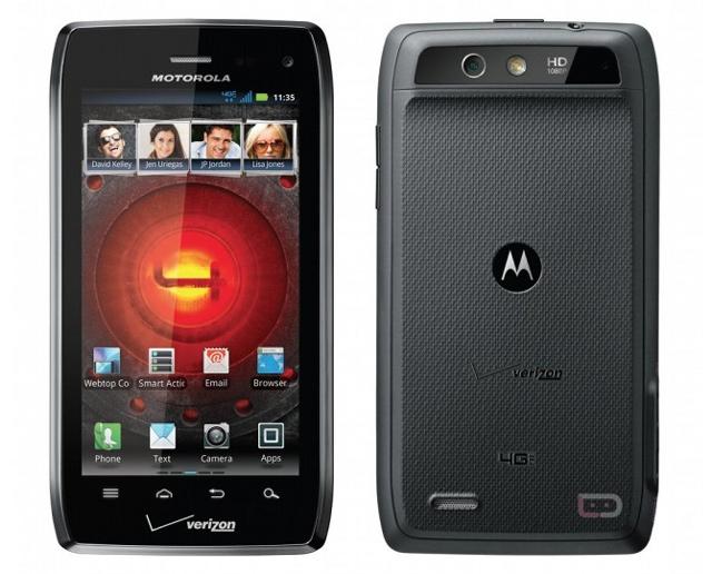 Motorola Droid 4 Review