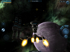 Galaxy on Fire 2 HD Screenshot