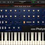 The Korg iPolysix
