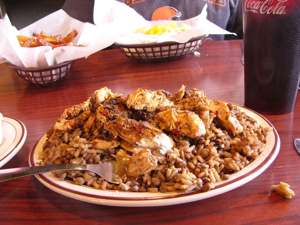 Nazareth Spicy Chicken and Rice