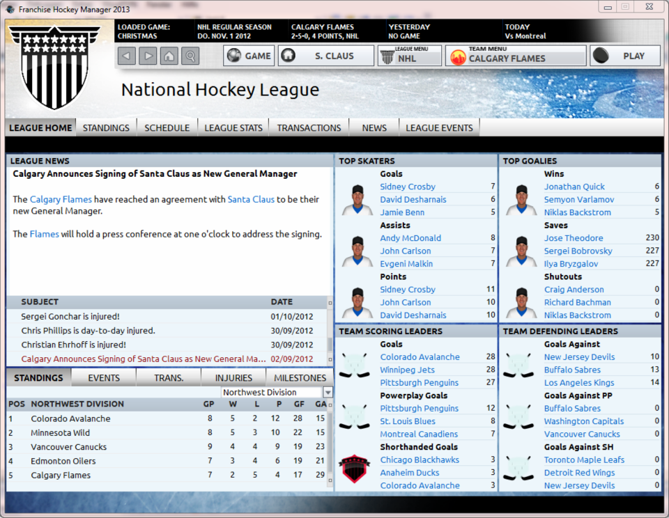 Franchise Hockey Manager 4 Review