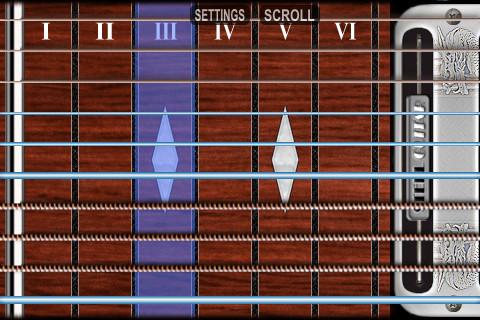 Steel Guitar iPhone