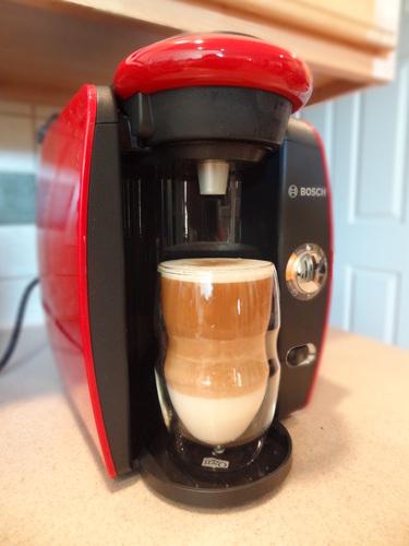 The Tassimo Single-Serve Hot Beverage System The Makes Words Work Blog