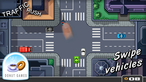 Traffic Rush Screenshot