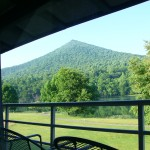 The Blue Ridge Parkway's Peaks of Otter Lodge