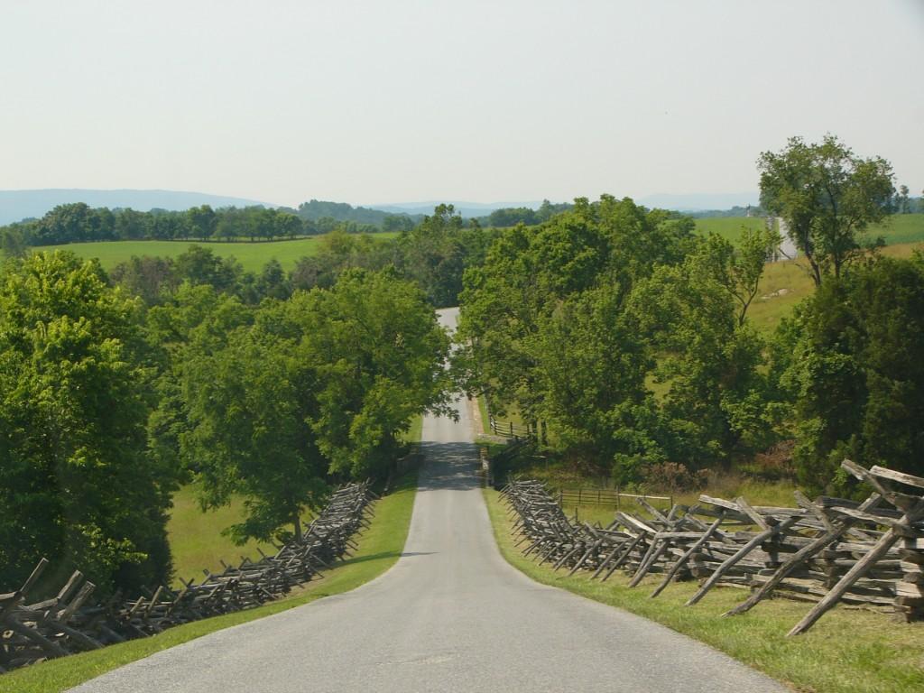 Along-the-Antietam-Auto-Trail